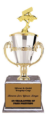 BMRC Sprint Car Cup Trophies with Three Size Options