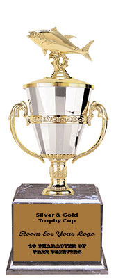 BMRC Tuna Cup Trophies with Three Size Options