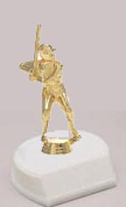 Small Baseball Trophies BF Style, Lowest Price $3.15