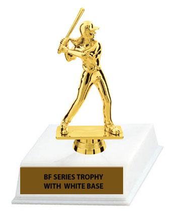 Small Softball Trophies BF Style, Lowest Price $3.99