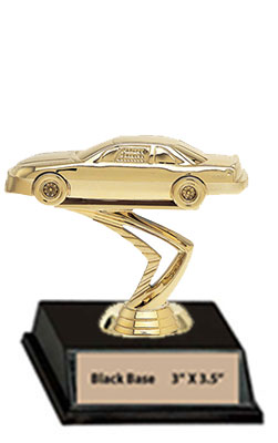 BF Stock Car Trophies, Choose from 3 car toppers available