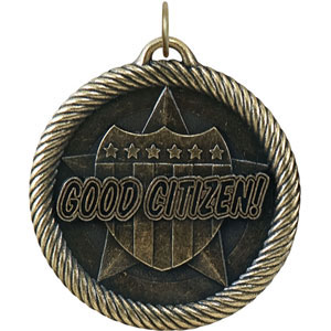Good Citizen Medals have 6 price options, as low as $1.60