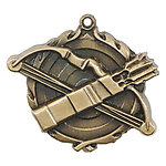 Wreath Archery Medal