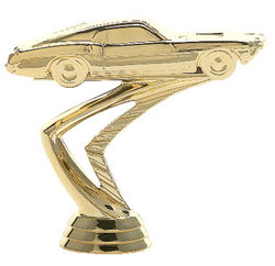 Mustang Trophy Car Figure