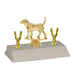 Small Beagle Trophies 3BF
