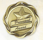 45024 Fusion Principal Award Medals with Six Pricing Options