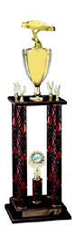 Racing Trophies 4PC
