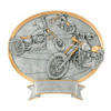 Motorcycle Plaque