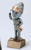 Team Mom Bobble Head Resin Trophy Statue BH 588