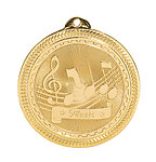 Music Medals BL311 with Neck Ribbons