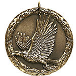 Eagle Medals XR291 with Neck Ribbons