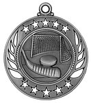 Galaxy Hockey Medals GM106 with Neck Ribbons