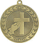 Illusion Church Medals 44014 includes Neck Ribbons