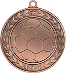 Illusion Soccer Medals 44015 includes Neck Ribbons