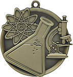 Mega Science Medals 43402 includes Neck Ribbons