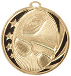 2 inch Swimming Medal SWMS708