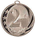 MidNite Star Placing Medals MS713