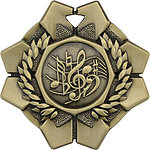 43626 Imperial Music Medal As low as $.99
