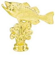 Bass Fishing Trophy Figure 84054