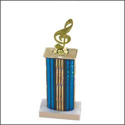 Square Column Band Trophies, Music Trophies