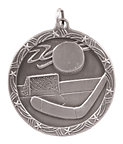 Shooting Stars Hockey Medals ST20 with Neck Ribbons