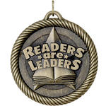 Readers are Leaders Medal VM-292 With Neck Ribbon