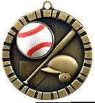 IM201 Baseball Medal with Six Pricing Options
