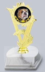 Small Mascot Trophy