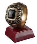 Champion Ring Trophy