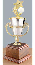 Volleyball Cup Trophy