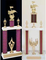 2PDS Band Trophy, Music Trophy