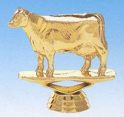 Dairy Cow Livestock Trophy Figure 737