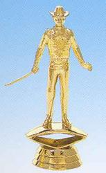 Livestock Showman Trophy Figure 573