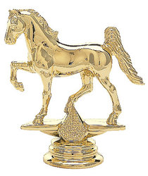 Gaited Horse Trophy Figure 711-g