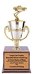 CFRC 4 X 4 and Antique Pickup Cup Trophies with Three Size Options