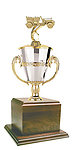 GWRC Antique Car Cup Trophies with Three Size Options